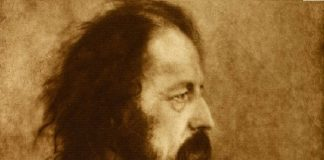 Tennyson as a representative poet