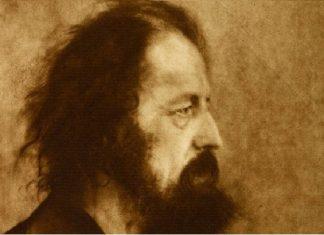Tennyson as a representative poet