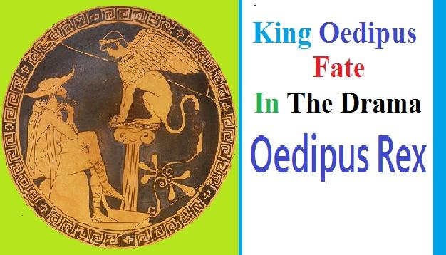 King Oedipus Fate
