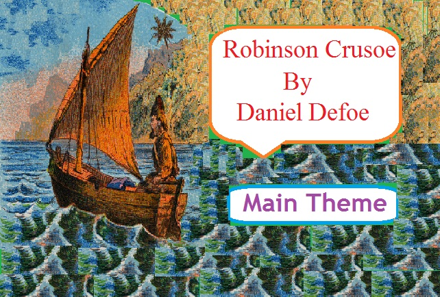 sin punishment and repentance in robinson crusoe