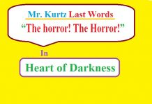 heart of darkness Kurtz