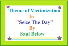 Theme of victimization in seize the day by Saul Below